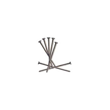 Stavební hřebíky ocelové (dl. 120 mm)