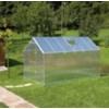 Zahradní skleník z polykarbonátu (2300x2280 mm)