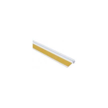 Lišta začišťovací APU 6 mm bez tkaniny 2,4 m